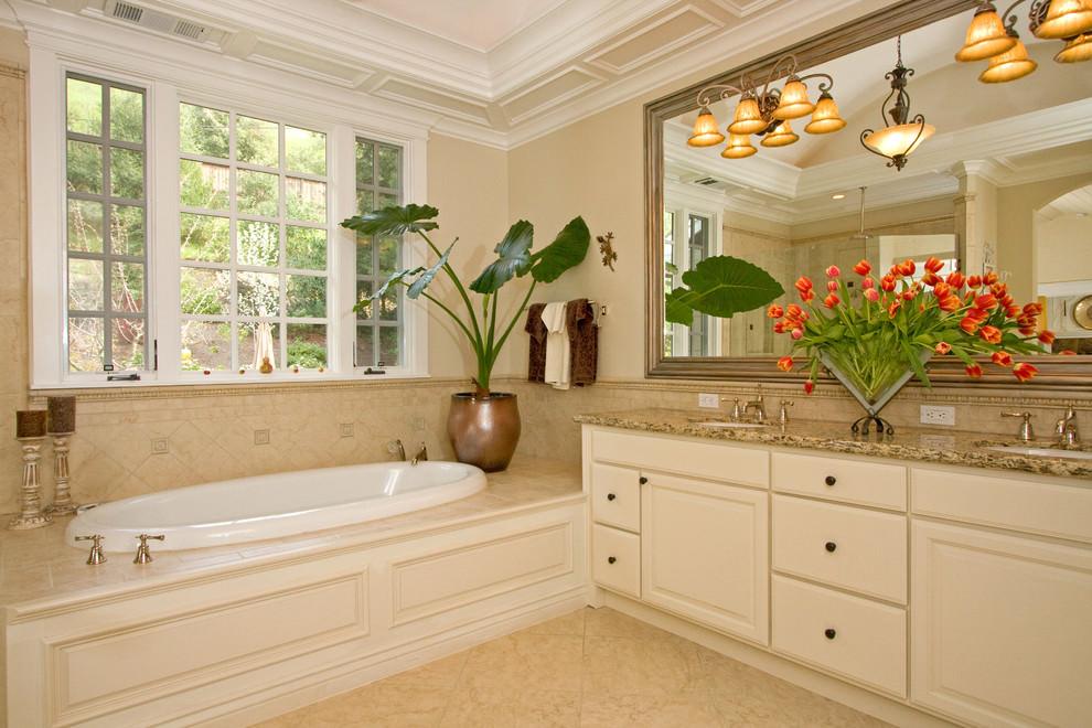22+ Nature Bathroom Designs, Decorating Ideas | Design ... on Floral Tile Bathroom Ideas  id=65541