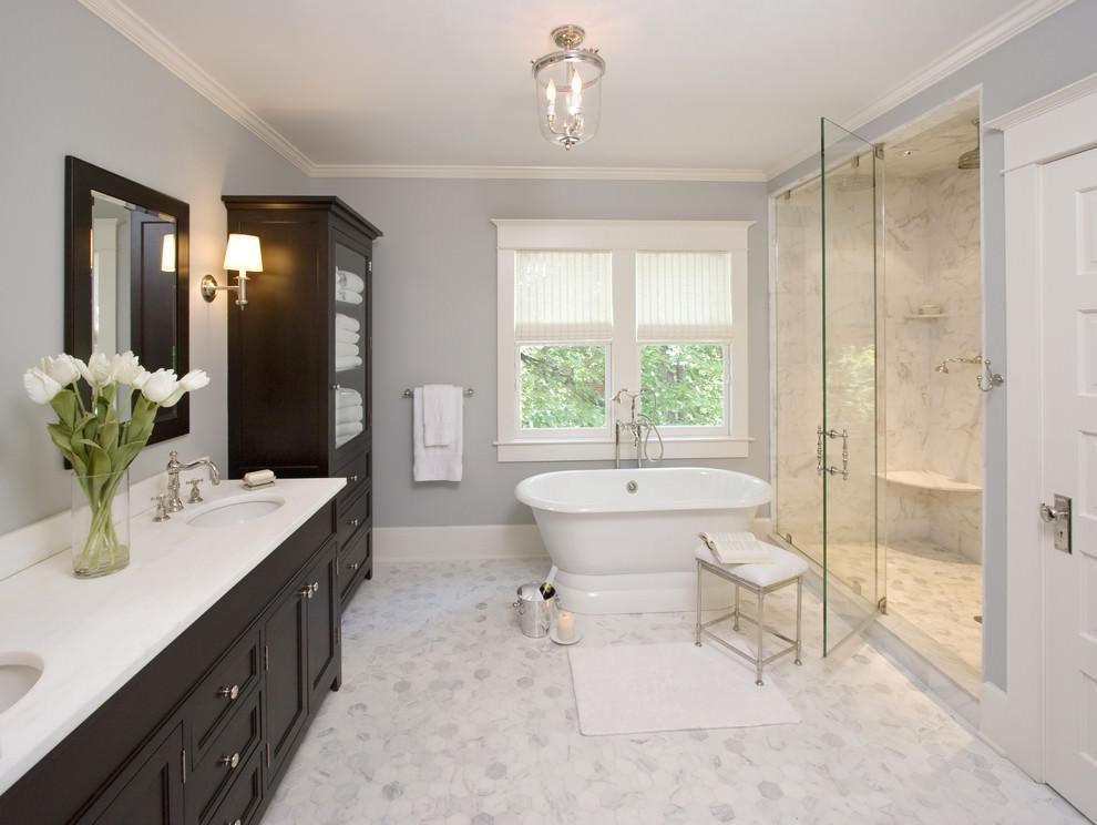 22+ Nature Bathroom Designs, Decorating Ideas | Design ... on Master Bathroom Remodel Ideas  id=30417