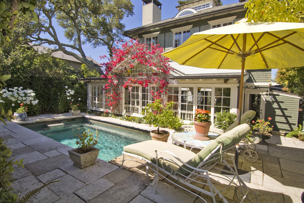 24+ Small Swimming Pool Designs, Decorating Ideas | Design ... on Small Backyard Patio Designs id=28846