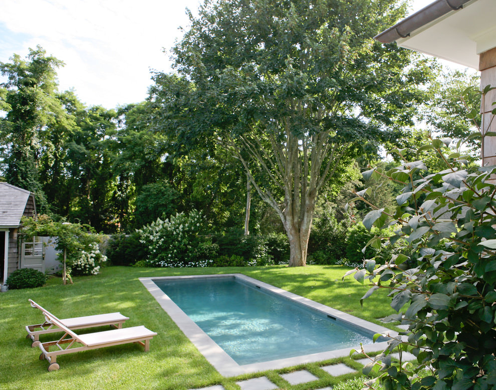 24+ Small Swimming Pool Designs, Decorating Ideas | Design ... on Small Backyard Patio Designs id=24179