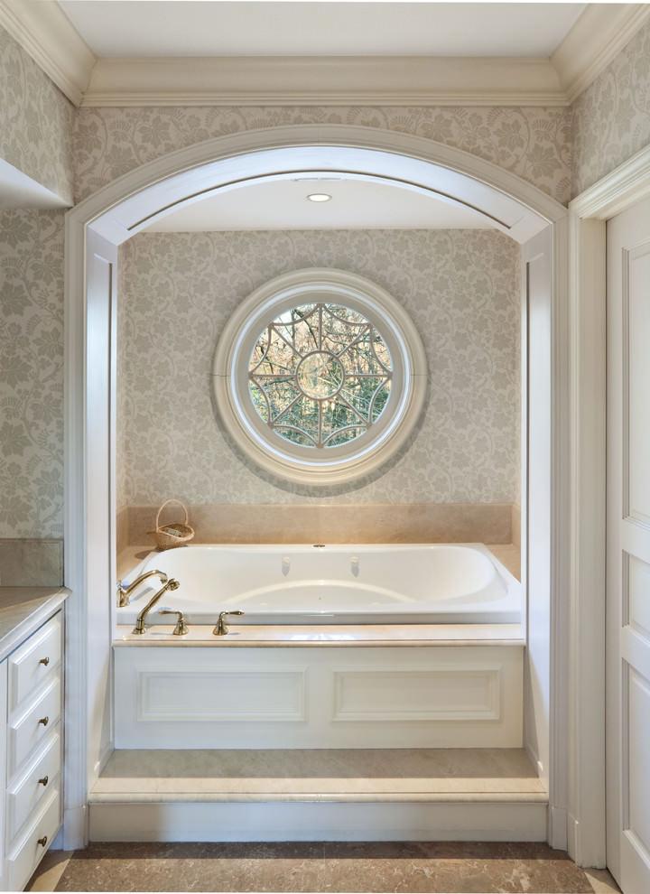 22+ Floral Bathroom Designs, Decorating Ideas | Design ... on Floral Tile Bathroom Ideas  id=34764