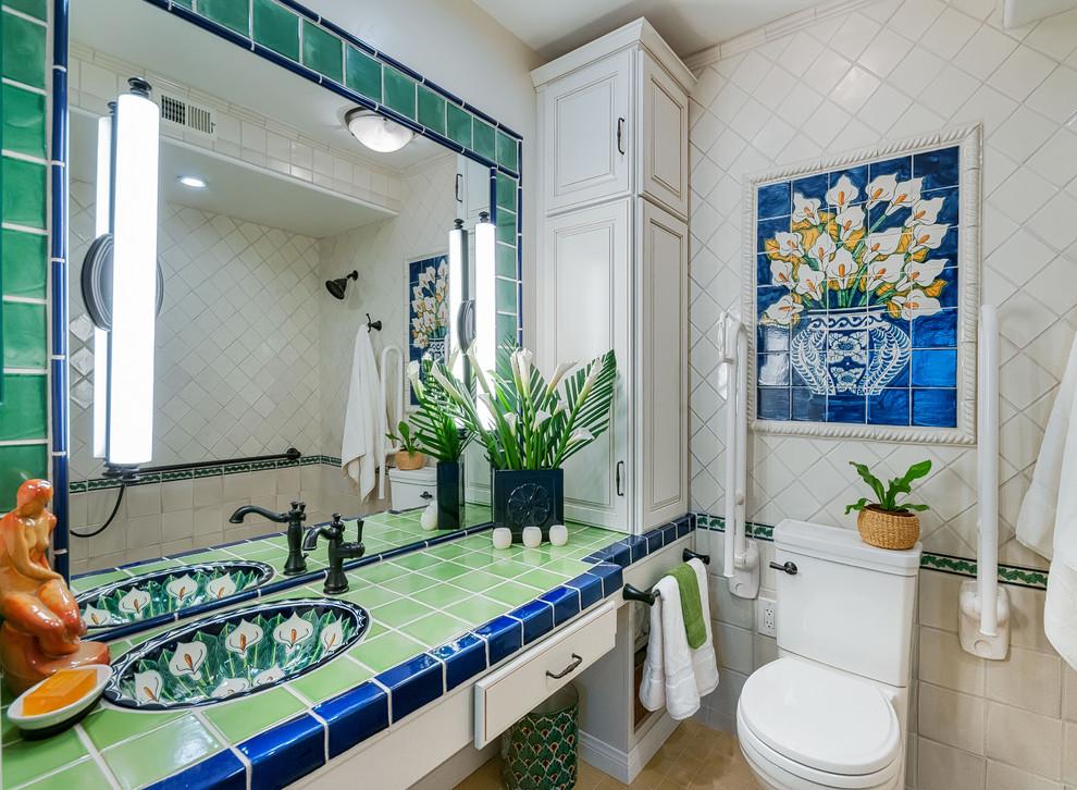 24+ Mediterranean Bathroom Ideas | Bathroom Designs ... on Model Bathroom Ideas  id=45432