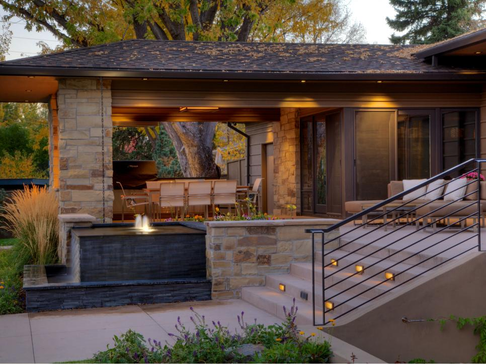 22+ Eclectic Porch Ideas   Outdoor Designs   Design Trends ... on Back Patio Porch Ideas id=68819