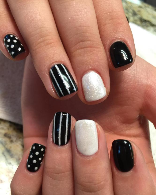 30 Summer Nail Art Designs For Short Nails 2017 Best Arts 2016