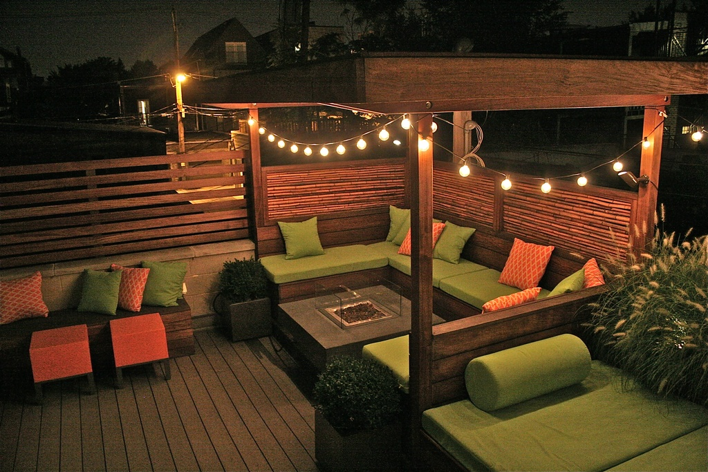 24+ Modern Deck Ideas | Outdoor Designs | Design Trends ... on Modern Backyard Patio Ideas  id=56332