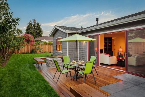 outdoor patio and deck ideas 24+ Modern Deck Ideas   Outdoor Designs   Design Trends