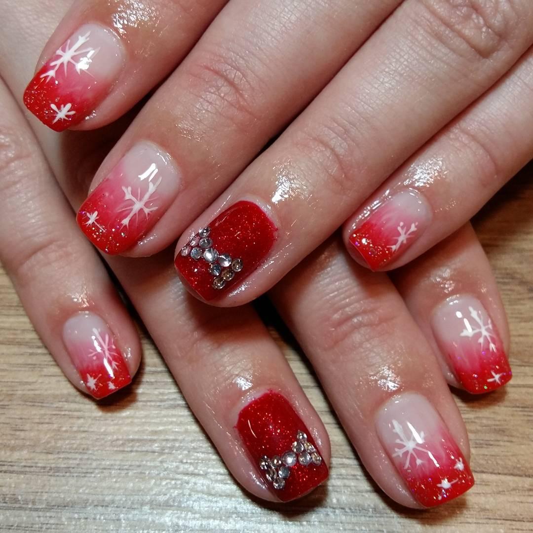 Attractive Nail Art Design