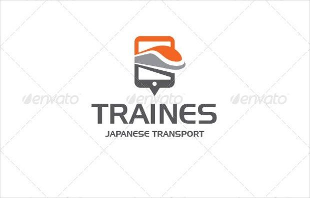22 Train Logo Designs Ideas Examples Design Trends Premium PSD Vector Downloads