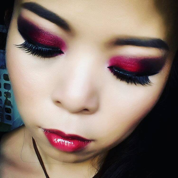 Gothic Witch Eye Makeup Ideas
