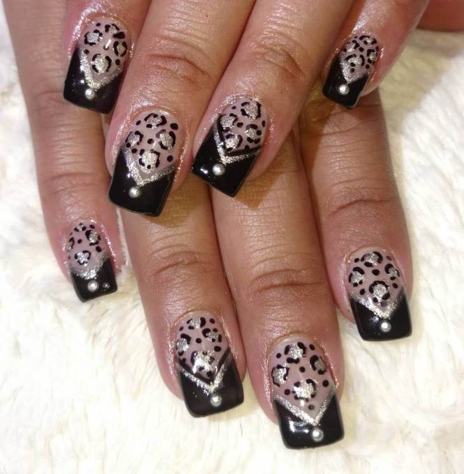 Nail Design For French Tips