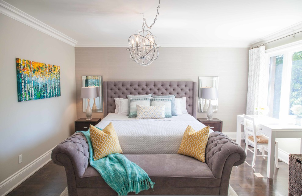 25+ Master Bedroom Decorating Ideas , Designs