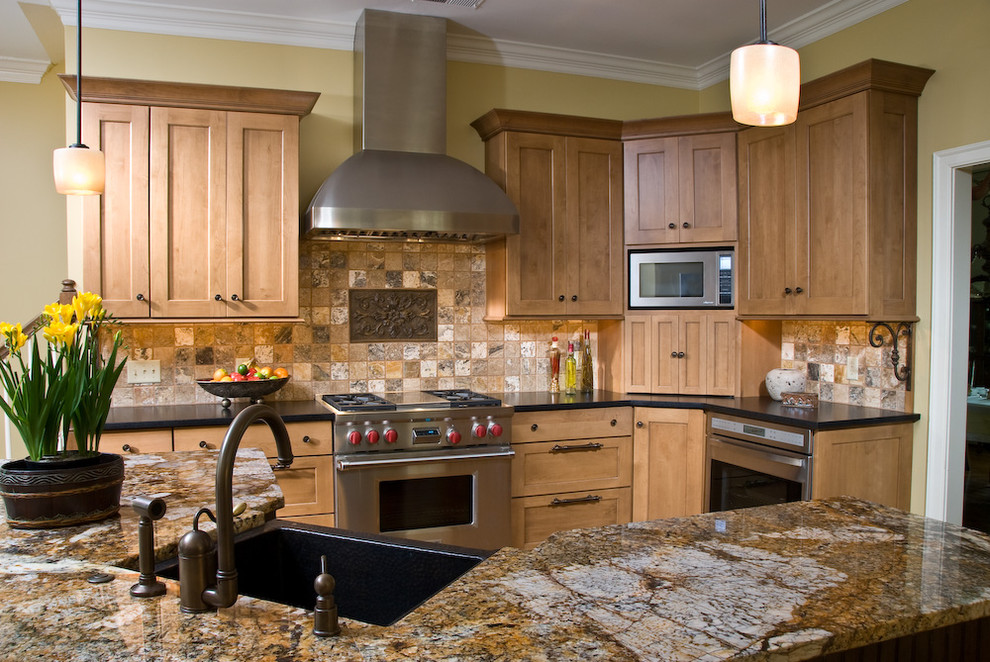 22+ German Style Kitchen Designs, Decorating Ideas ... on Traditional Kitchen Wall Decor  id=63973