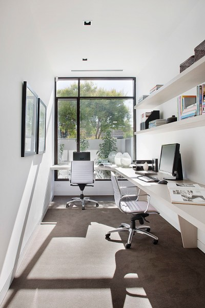 home office layout 20+ Small Office Designs, Decorating Ideas | Design Trends