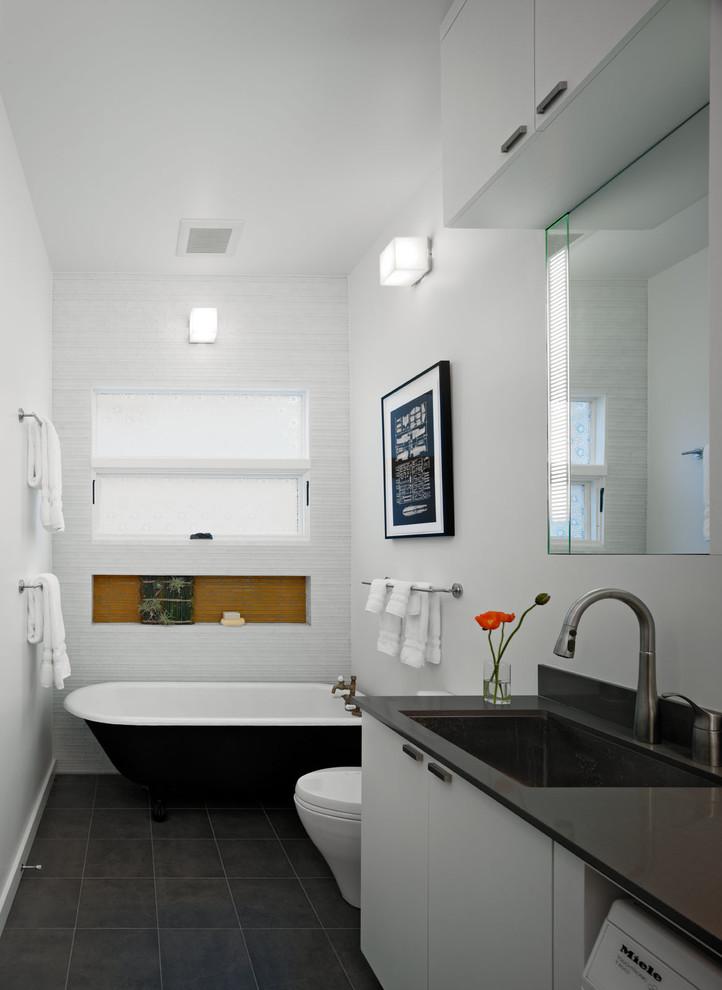 21+ Modern Bath Tub Designs , Decorating Ideas | Design ... on Modern:kkgewzoz5M4= Small Bathroom  id=60896