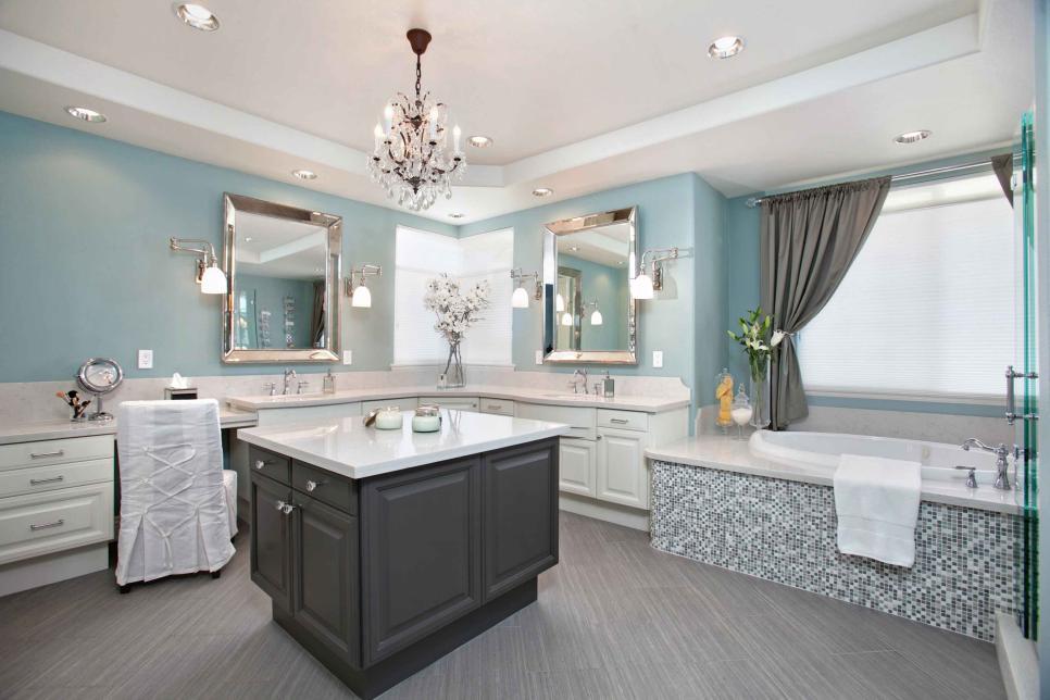 20+ Stylish Bathroom Storage Design Ideas | Design Trends ... on Master Bathroom Remodel Ideas  id=70221