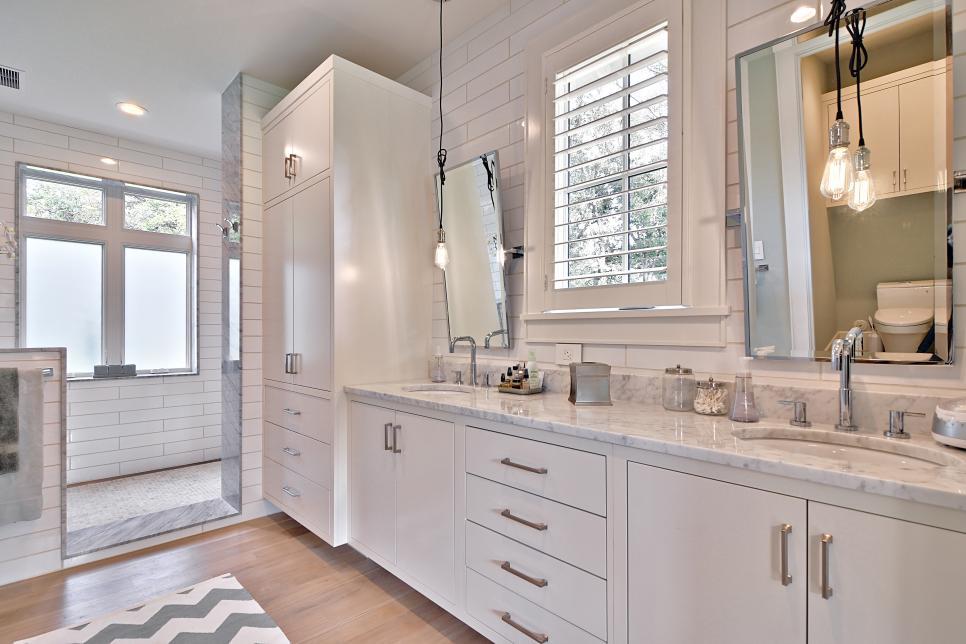 21+ Elegant Bathroom Tile Designs, Decorating Ideas ... on Farmhouse Bathroom Tile  id=42790