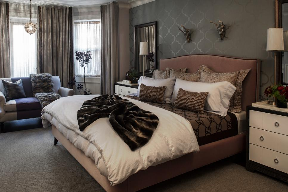 21+ Classic Master Bedroom Designs, Decorating Ideas ... on Comfy Bedroom  id=34806