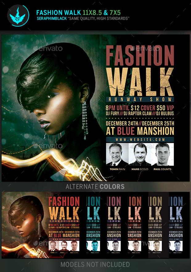 21 Fashion Flyer Designs PSD Download Design Trends Premium PSD Vector Downloads