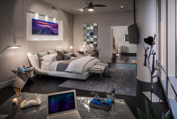 21 Futuristic Bedroom Designs Decorating Ideas Design