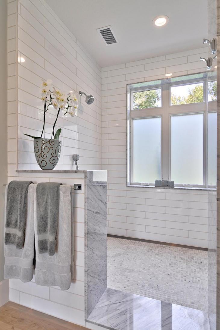 22+ Classic Bathroom Designs, Ideas, Plans | Design Trends ... on White Bathroom Design Ideas  id=86345