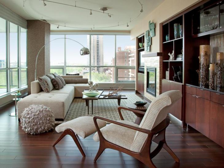 21+ Living Room Lighting Designs, Decorating Ideas