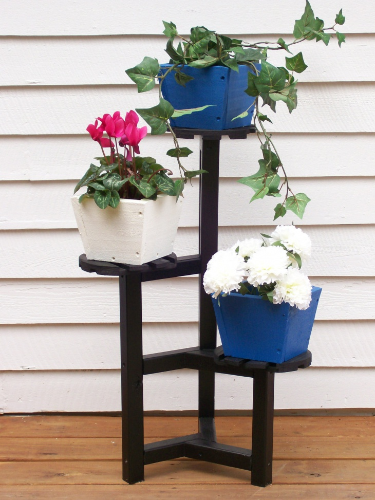 Ideas to Include Greenery at Home | Design Trends ... on Plant Stand Ideas  id=59403