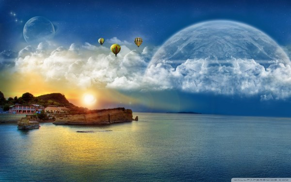 20 Dreamy and Fantasy Desktop Wallpapers Backgrounds