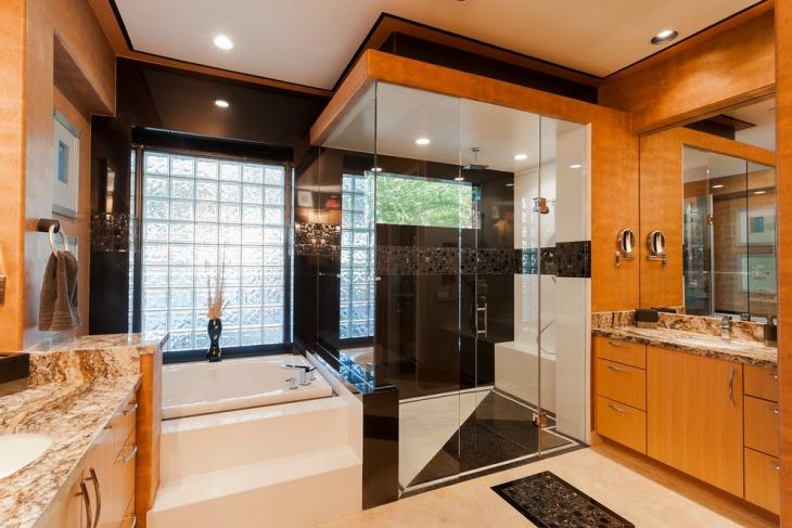21 Contemporary Master Bathroom Designs Decorating Ideas