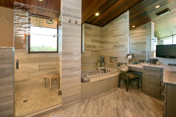 Simple Small Bathroom Designs
