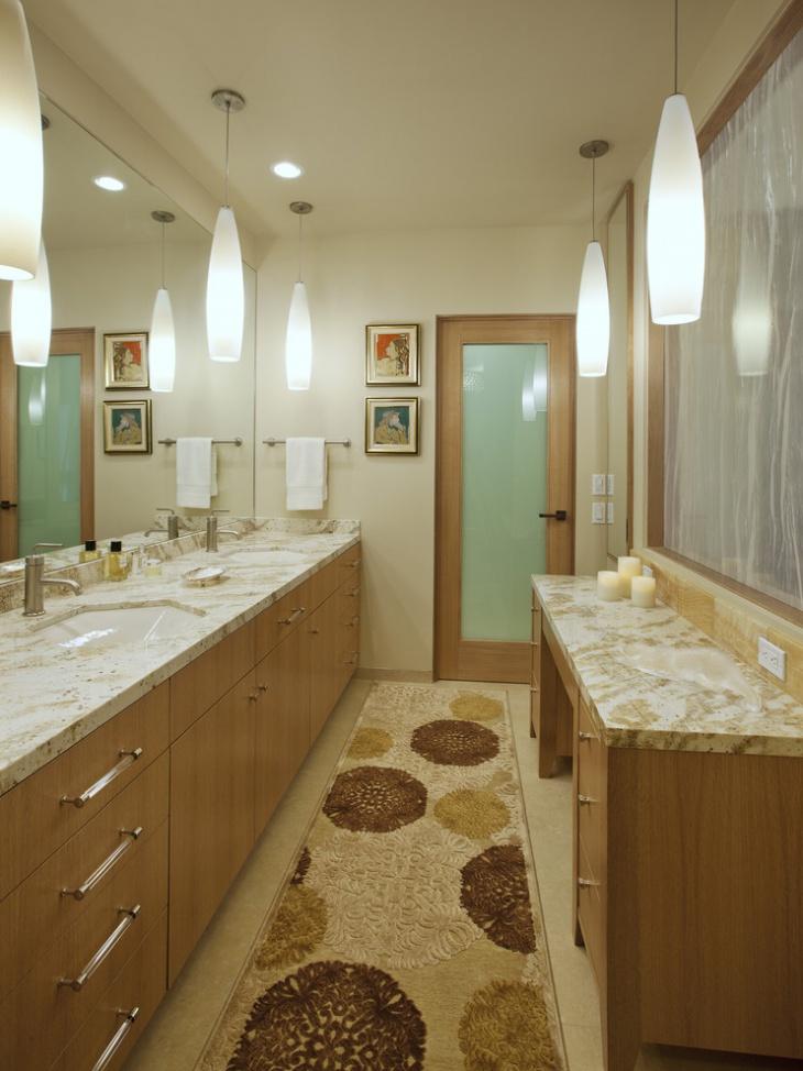 21+ Granite Bathroom Countertop Designs, Ideas, Plans ... on Bathroom Ideas With Black Granite Countertops  id=58807