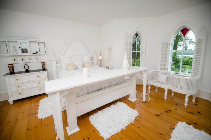 20 Gothic Bedroom Designs Decorating Ideas Design