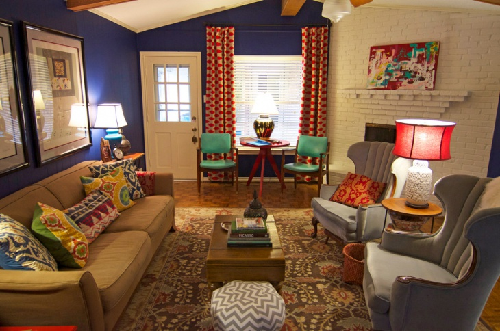 Room Living Small Decorating Ideas