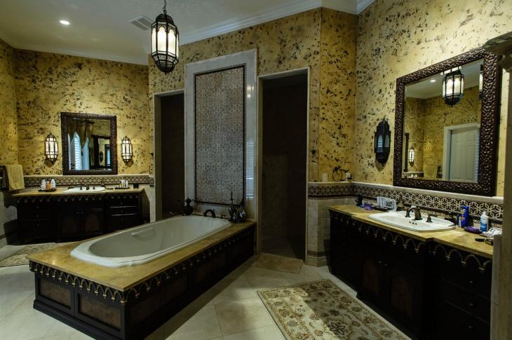 21 Gothic Bathroom Designs Decorating Ideas Design