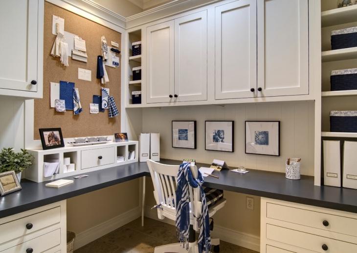 21+ Home Storage Office Designs, Decorating Ideas
