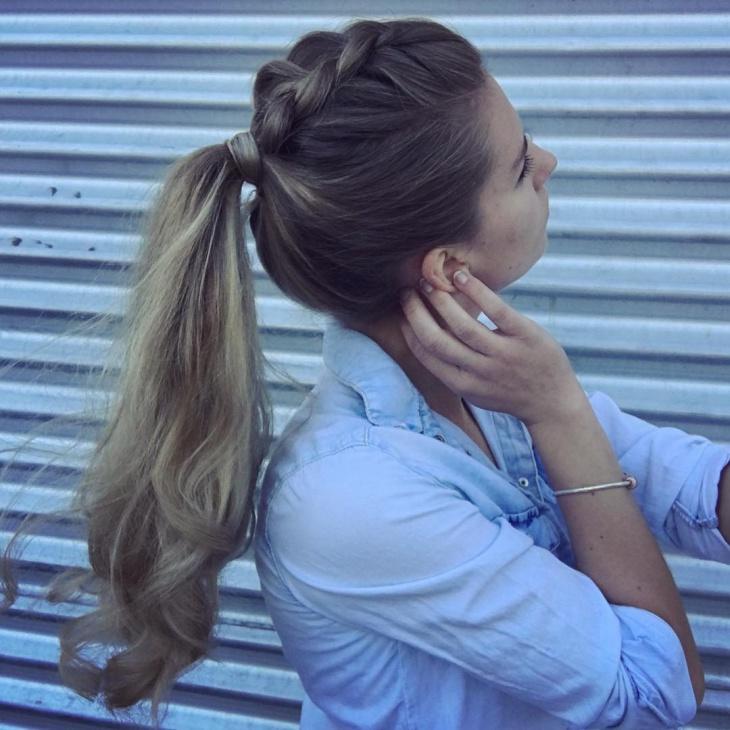 20 Dutch Braid Haircut Ideas Designs Hairstyles
