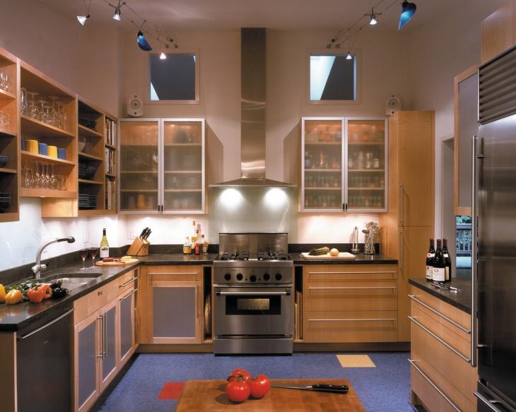 20+ Modern Kitchen Cabinet Designs, Decorating Ideas ... on Modern Model Kitchen  id=85832