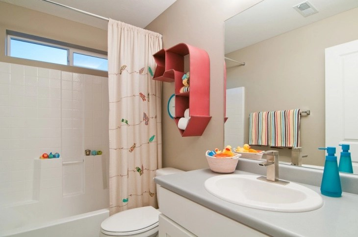 15+ Kids Bathroom Decor Designs, Ideas   Design Trends ... on Fun Bathroom Ideas  id=16243