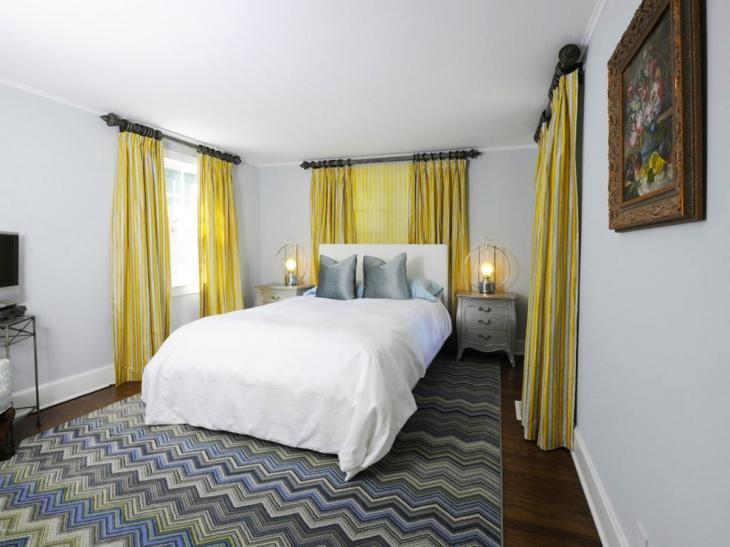 20+ Minimalist Bedroom Designs, Ideas   Design Trends ... on Beautiful Bedroom Curtains  id=43697