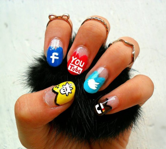 Cute Nail Art You Can Do At Home