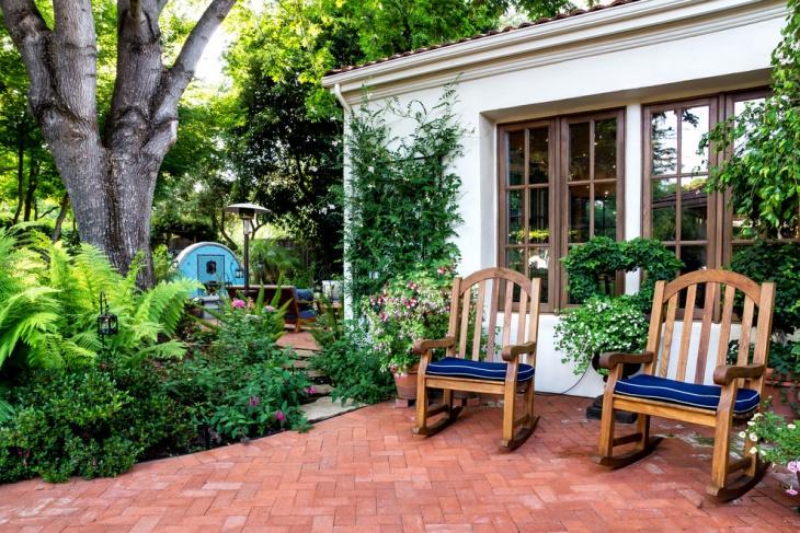 17+ Brick Patio Designs , Ideas | Design Trends - Premium ... on Red Paver Patio Ideas id=23102