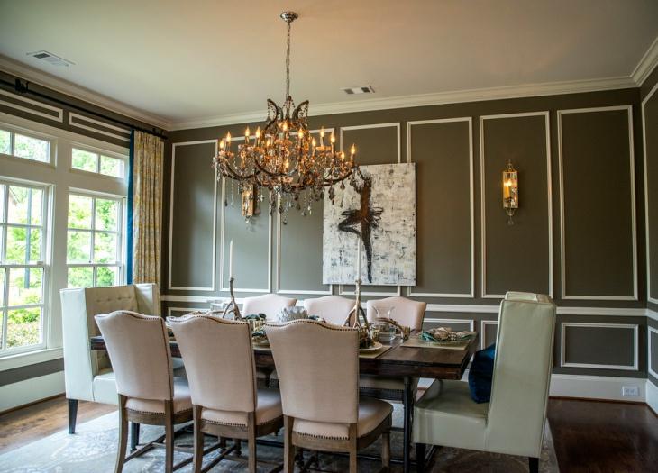 20 Dining Room Color Designs Ideas Design Trends