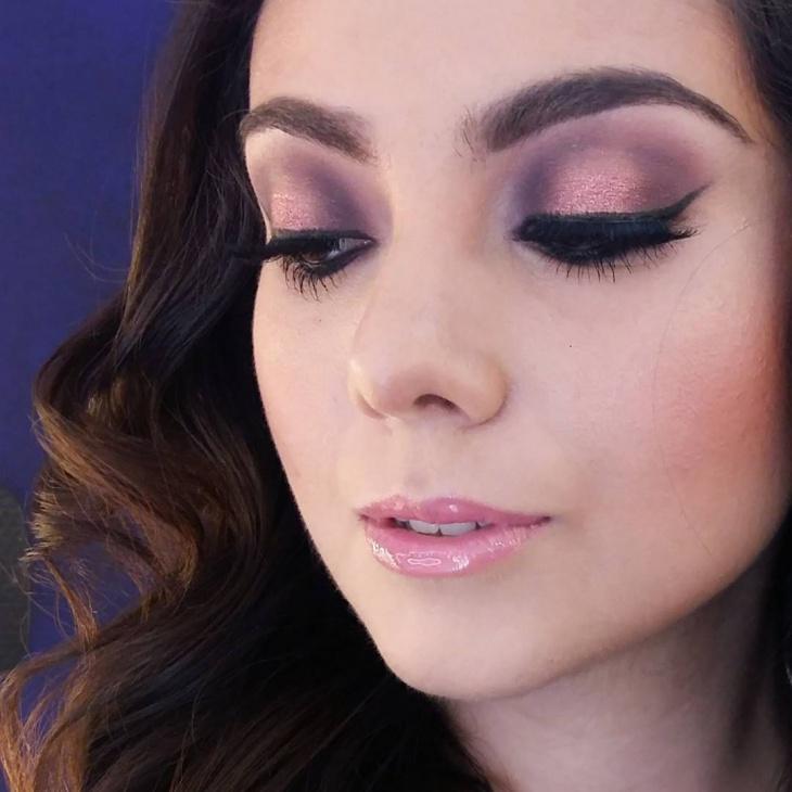 21 Purple Makeup Designs Trends Ideas Design Trends
