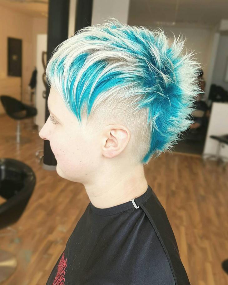 21 Punk Haircut Ideas Designs Hairstyles Design