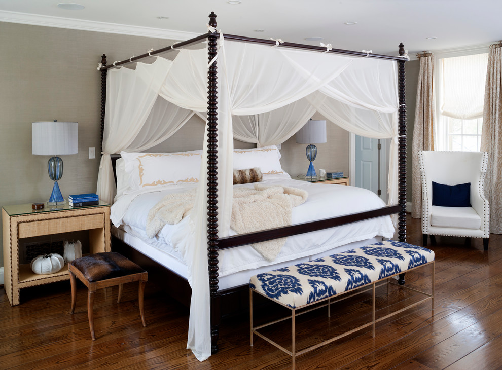 18+ Canopy Bed Designs, Ideas