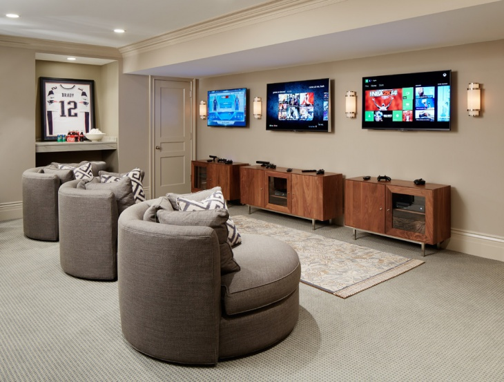 A few have stood the test of time and still entertain and teach kids today — congrats. 20+ Kids Game Room Designs, Ideas | Design Trends ...