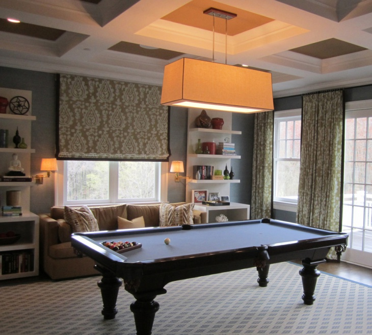 If you have a game room or recreation area in your home, it's important to have good lighting. 20+ Kids Game Room Designs, Ideas | Design Trends ...