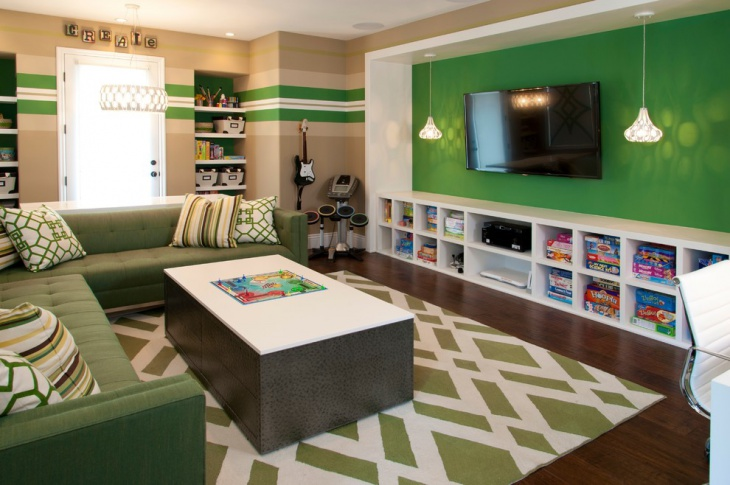 20 Kids Game Room Designs Ideas Design Trends