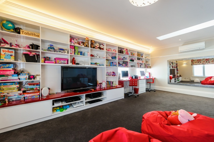 Math isn't on everyone's list of favorite subjects, but even if it's not your kids' favorite subject, you can help them learn to enjoy it a little more with a few online games. 20+ Kids Game Room Designs, Ideas | Design Trends ...