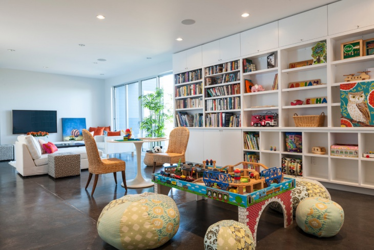 As a parent, you want to limit screen time, but it can be tough to get your modern child to sit and pay attention to o. 20+ Kids Game Room Designs, Ideas | Design Trends ...