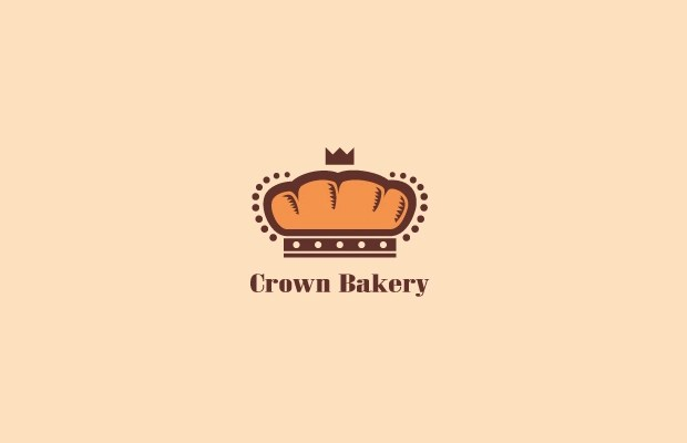 Restaurant Logos Crown